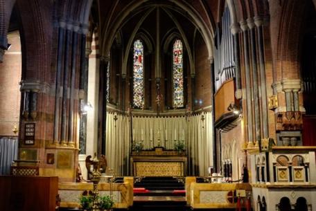 All Saints' Anglican Church-Foto: Sito ufficialeAll Saints' Anglican Church