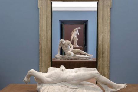 Un'Antichità moderna © Daniele Molajoli