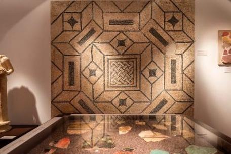 Antiquarium di Lucrezia Romana foto MIBACT