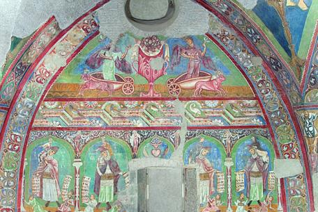 Aula Gotica del Monastero dei Ss. Quattro Coronati