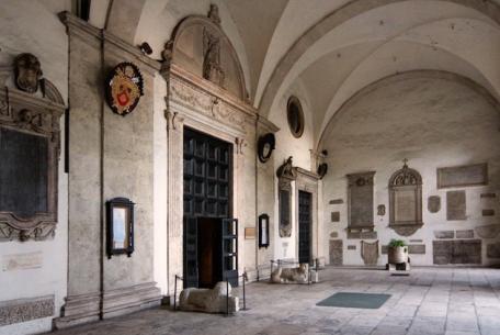 Basilica parrocchiale di San Marco Evangelista al Campidoglio foto sito ufficiale