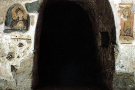 Catacombe di San Valentino ph Sovrintendenza Capitolina ai Beni Culturali
