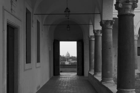 Chiostro Sant'Alessio all'Aventino