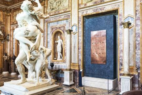 Lucio Fontana. Terra e oro