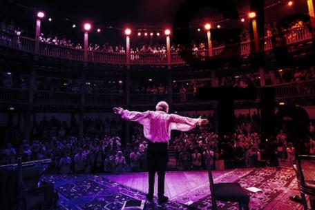 Gigi Proietti Globe Theatre - Stagione 2021-Foto sito ufficiale delGlobe Theatre
