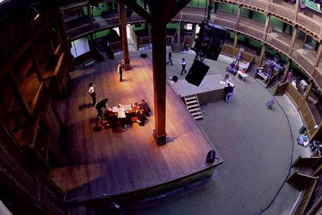 Silvano Toti Globe Theatre