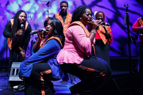 Harlem Gospel Choir-Auditorium