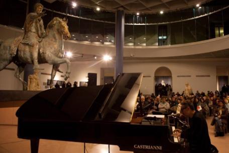 Musei Capitolini - Esedra del Marc'Aurelio