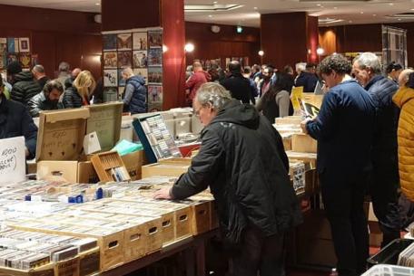Music Day Roma - XXVII Fiera del Disco e del Collezionismo Musicale