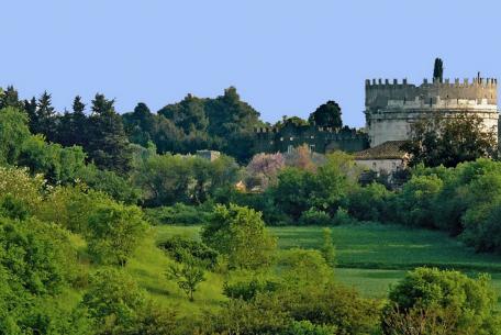 Parco della Caffarella
