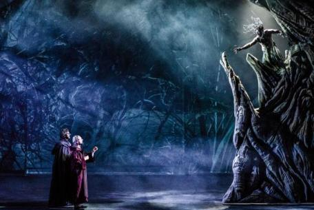 Divina Commedia Opera Musical - Pier delle Vigne