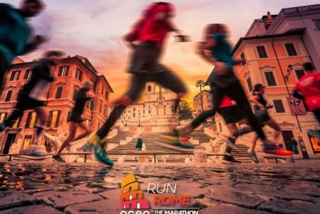 RunRomeTheMarathon2021