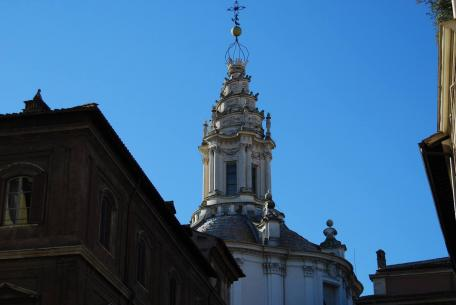 Chiesa di Sant'Ivo alla Sapienza