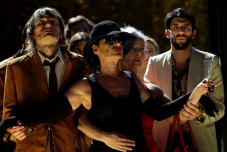 Satyricon-Teatro Argentina