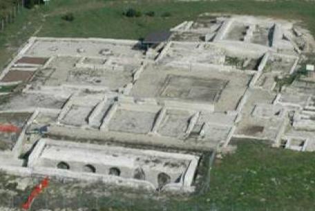 Casale e Mausoleo di Castel di Guido foto Soprintendenza