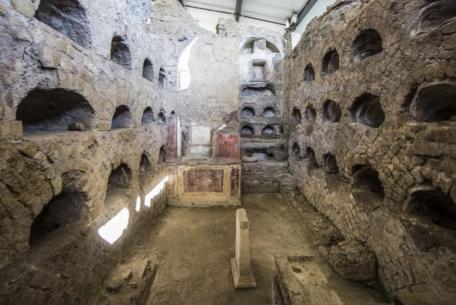 Necropoli Ostiense (Sepolcreto Ostiense)