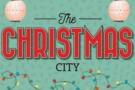 The Christmas City - Vintage Market e Mercatino Giapponese