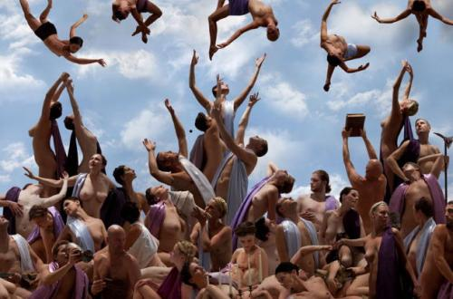 Claudia Rogge, Ever After, Paradise I, 2010, courtesy Galleria Paola Verrengia, Salerno