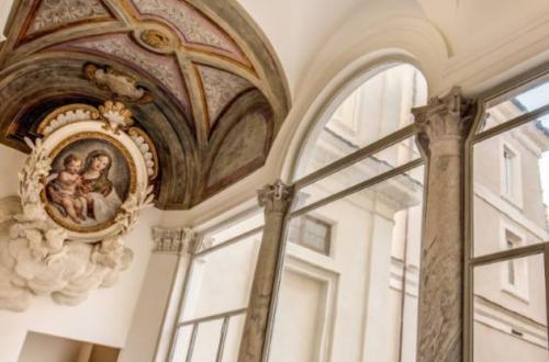 Dimore storiche Collegio Innocenziano