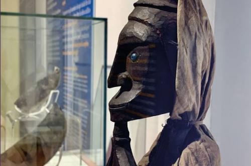 Ne la città dolente ph. MuCiv - Museo delle Civiltà