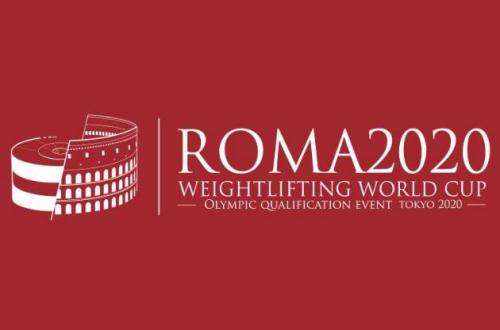 Roma 2020 Weightlifting World Cup