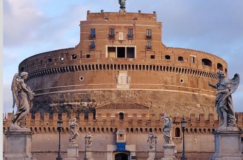 Sotto l'Angelo di Castello: danza, musica, spettacolo-Foto: Facebook sito ufficiale di Castel Sant'Angelo