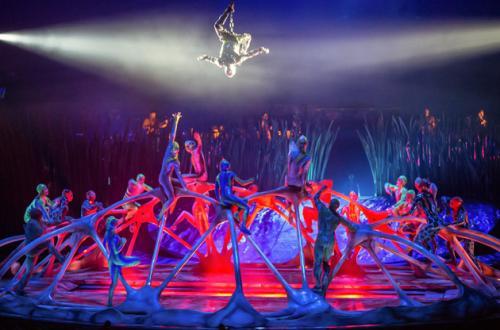Totem-Cirque du Soleil Tor di Quinto