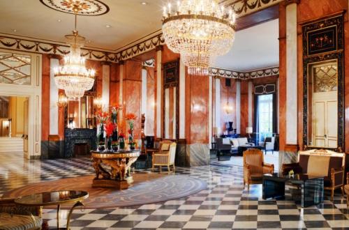 Vignaioli naturali-Hotel Westin Excelsior