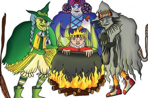 Le tre streghe di Macbeth - Ovvero l'educazione civica di un aspirante Re