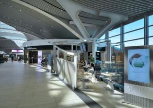 Aeroporto Leonardo da Vinci - Fiumicino