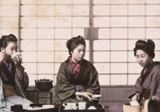 Cena - Adolfo Farsari, Istituto Giapponese di Cultura