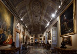Consoles rococò - Gallerie Nazionali di Arte Antica Galleria Corsini