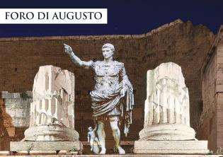 Viaggi nell'antica Roma - Foro di Augusto
