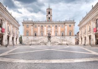 Palazzo Senatorio - Roma Capitale