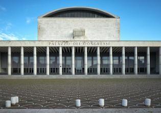 Palazzo dei Congressi - Foto romatravelshow.it