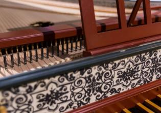 Festival Internazionale de L'Architasto: il clavicembalo