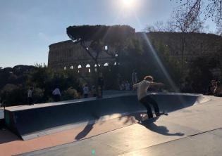 Colle Oppio - Skatepark