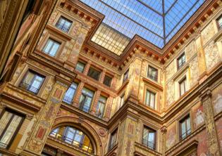 Galleria Sciarra, foto teatroquirino.it