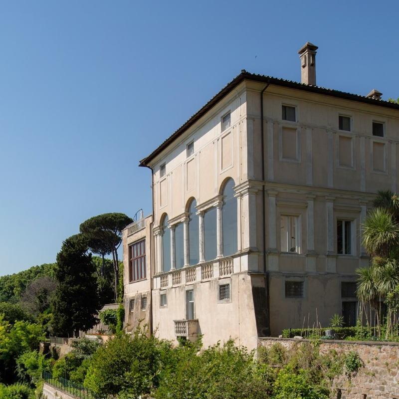 Foto Institutum Romanum Finlandiae @IFR.Rome