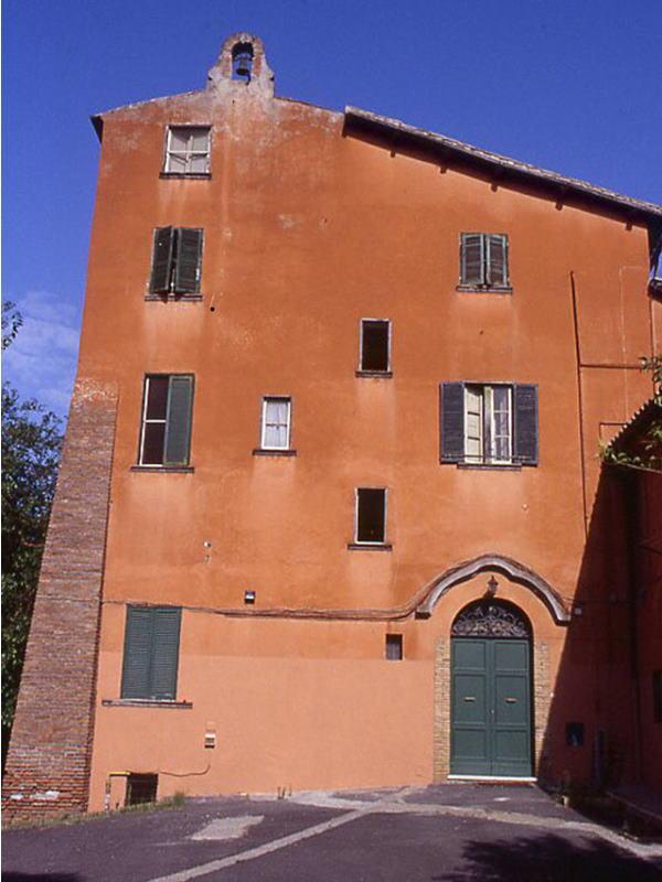 Villa Glori, casale storico - Foto sovraintendenzaroma.it