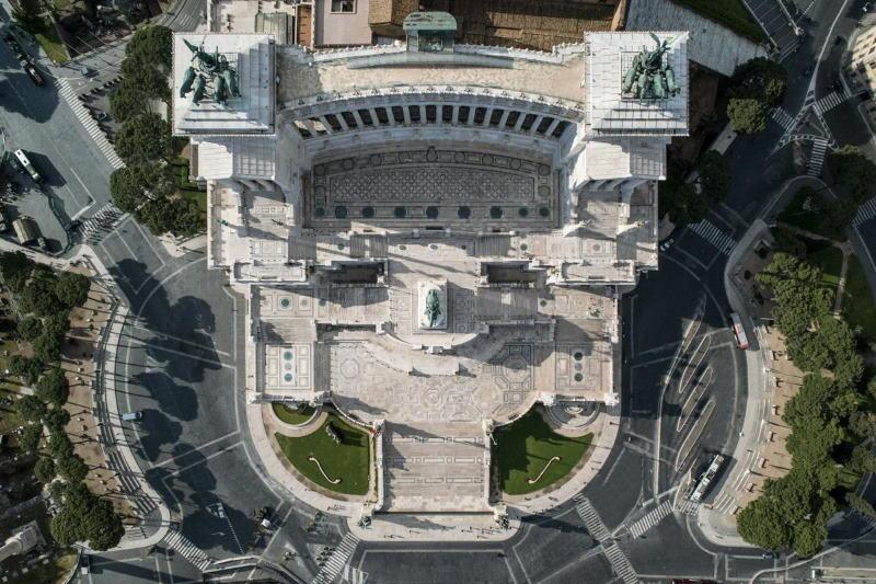 Vittoriano - Foto vittoriano.beniculturali.it