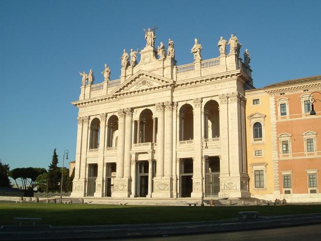 02_basilica san giovanni laterano