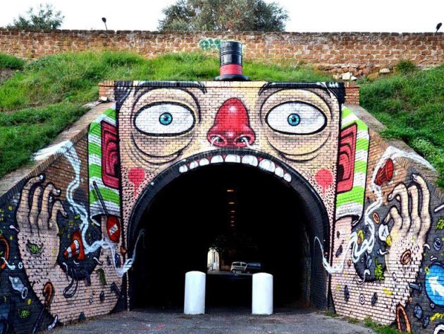 Mr. Thoms Tunnel del Quadraro
